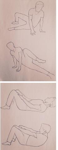腹部の筋トレ