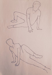 腹斜筋トレーニング