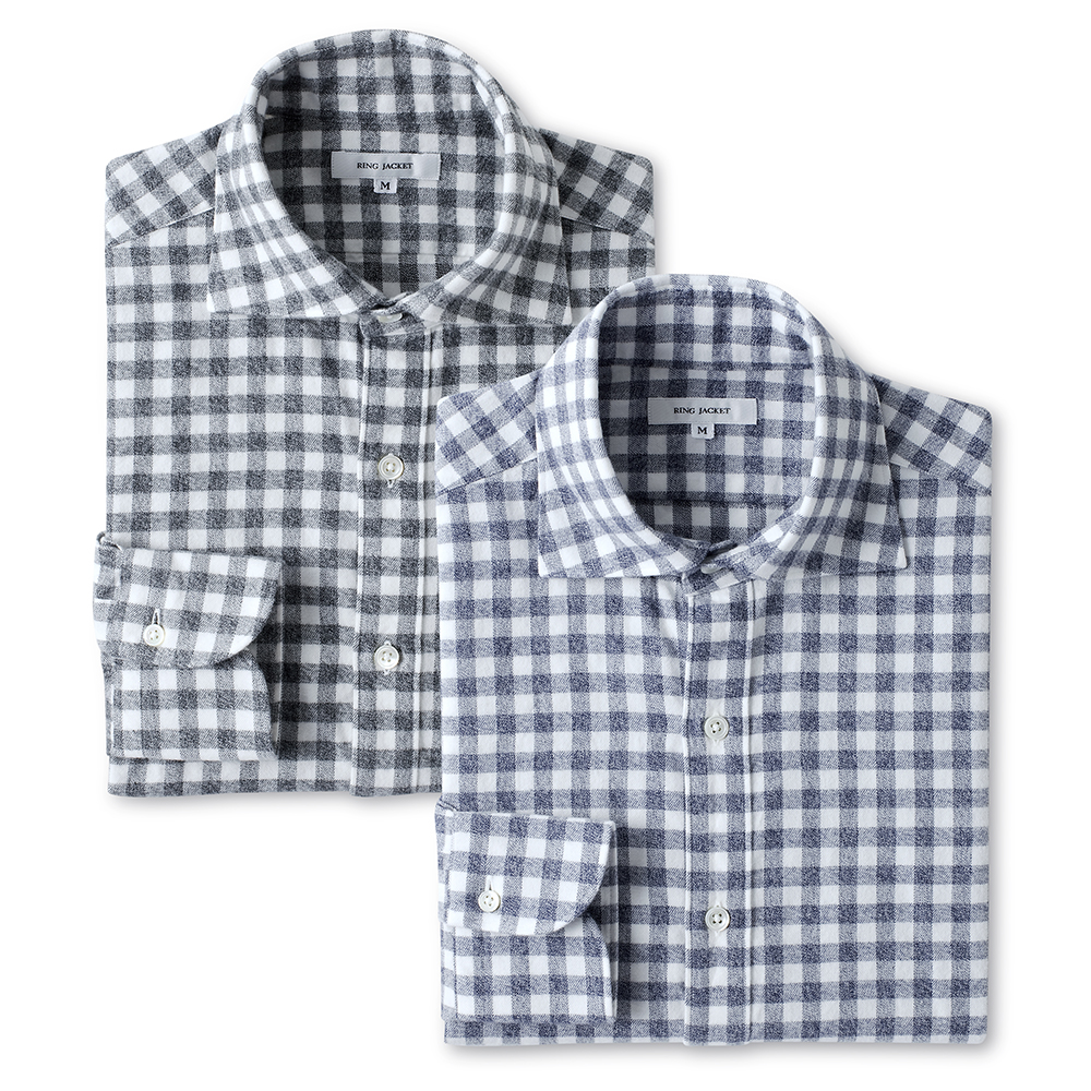 チェックシャツおすすめ通販メンズ
