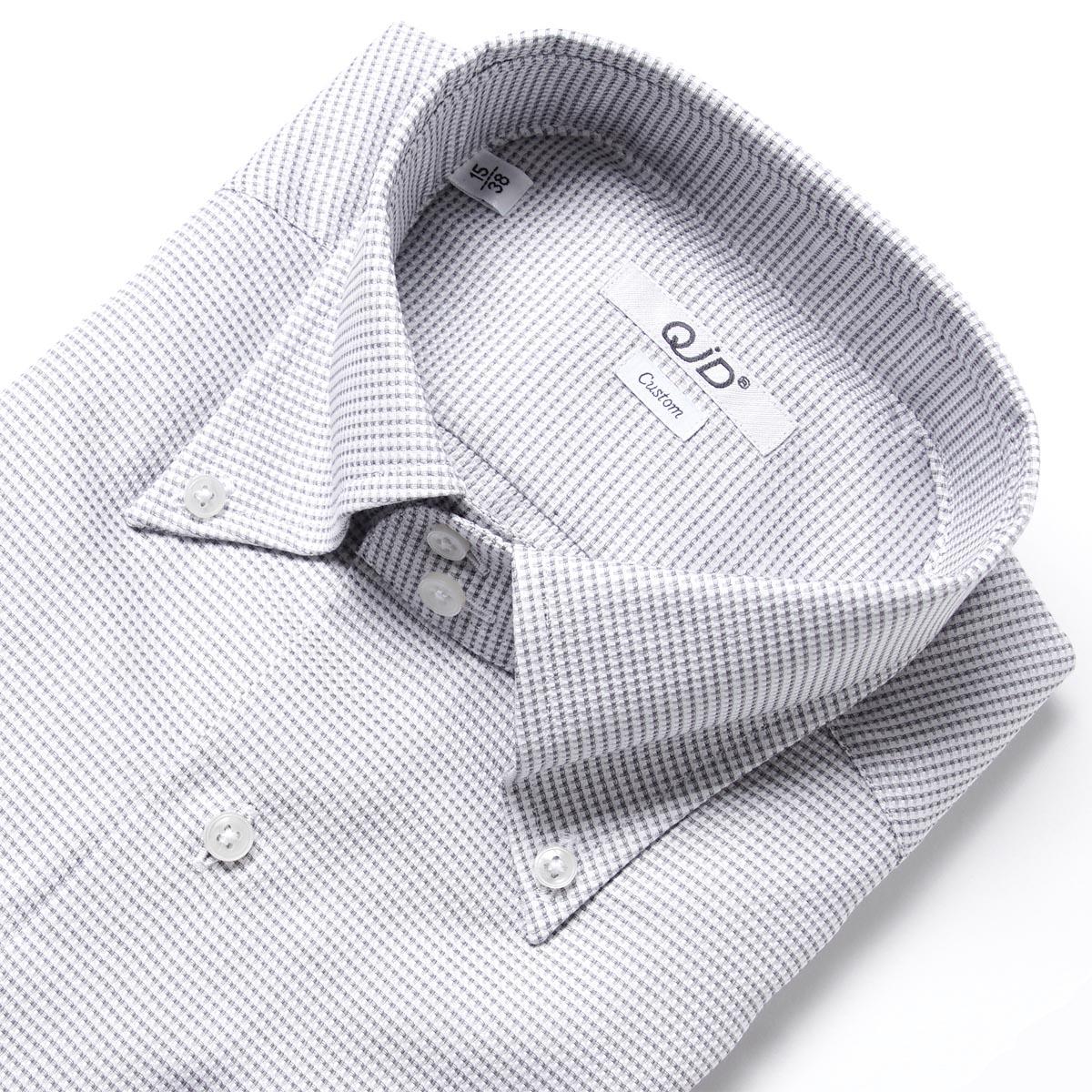 クイードシャツイタリアファクトリーブランドシャツ