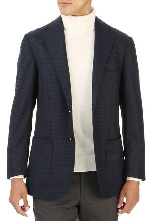 メンズクラブ1月号掲載商品シングルジャケット