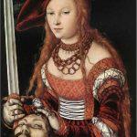 クラナッハ(ルカス・クラーナハ)の描く女