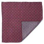ポケットチーフ色と柄コーディネート合わせ方・選び方