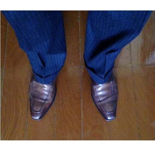 パンツの裾幅・丈