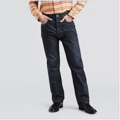 LEVI'S® VINTAGE CLOTHING 1944モデル 501® JEANS RIGID