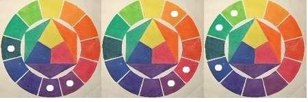 3色組み合わせイレギュラーパターン例