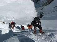 雪山登山隊