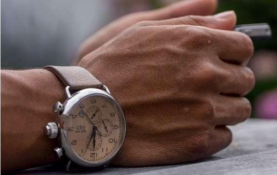 男の腕時計2