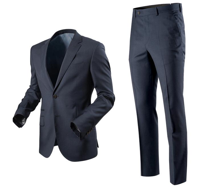 洗えるスーツ(ジャケットとパンツ)