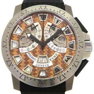 ピエール・クンツ腕時計