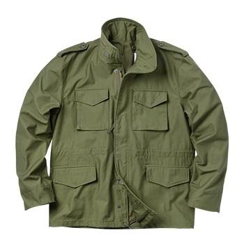 フィールドジャケットM65
