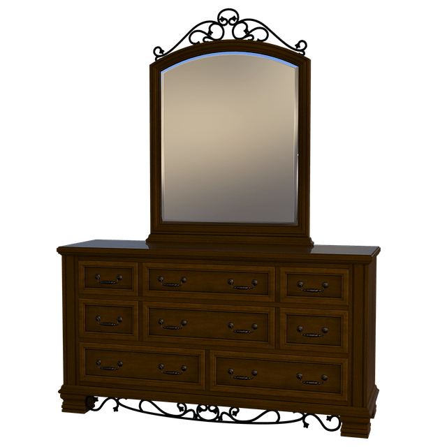 鏡(ドレッサー)